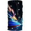 HAD Reflectives 3M - Pañuelos & Co para el cuello - negro/Multicolor